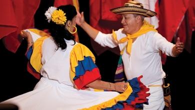 colombian-dancers