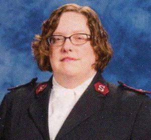 Major Holly Needham